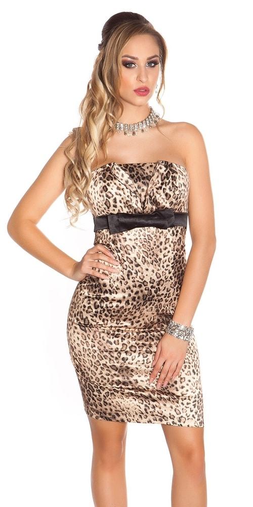 Sexi dámske šaty - 36 Koucla in-sat1750le