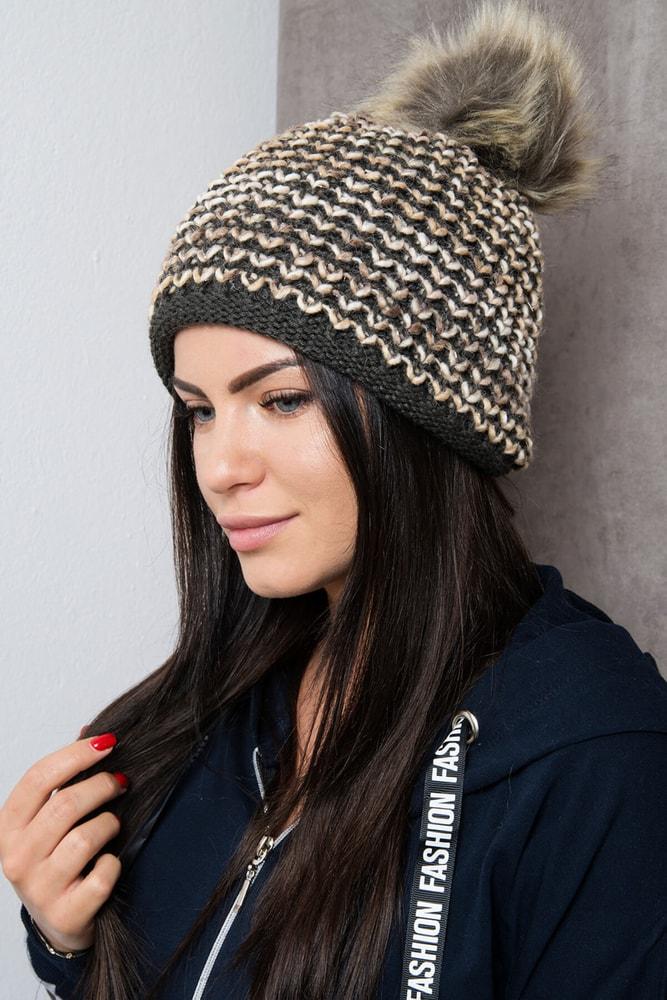 Dámske zimné čiapky Kesi ks-ce85shn