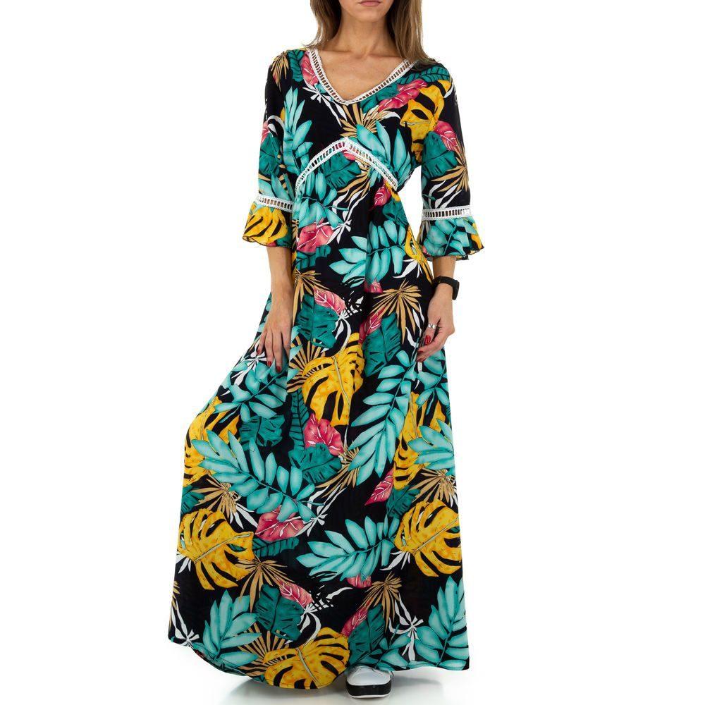 Dámské dlouhé šaty - M/L EU shd-sat1223mo