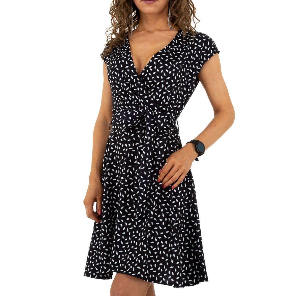 Letní dámské šaty EU shd-sat1194bl