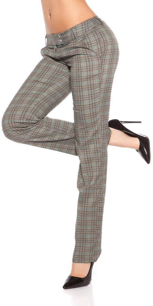 Dámské kalhoty - 36 Koucla in-ka1224tu
