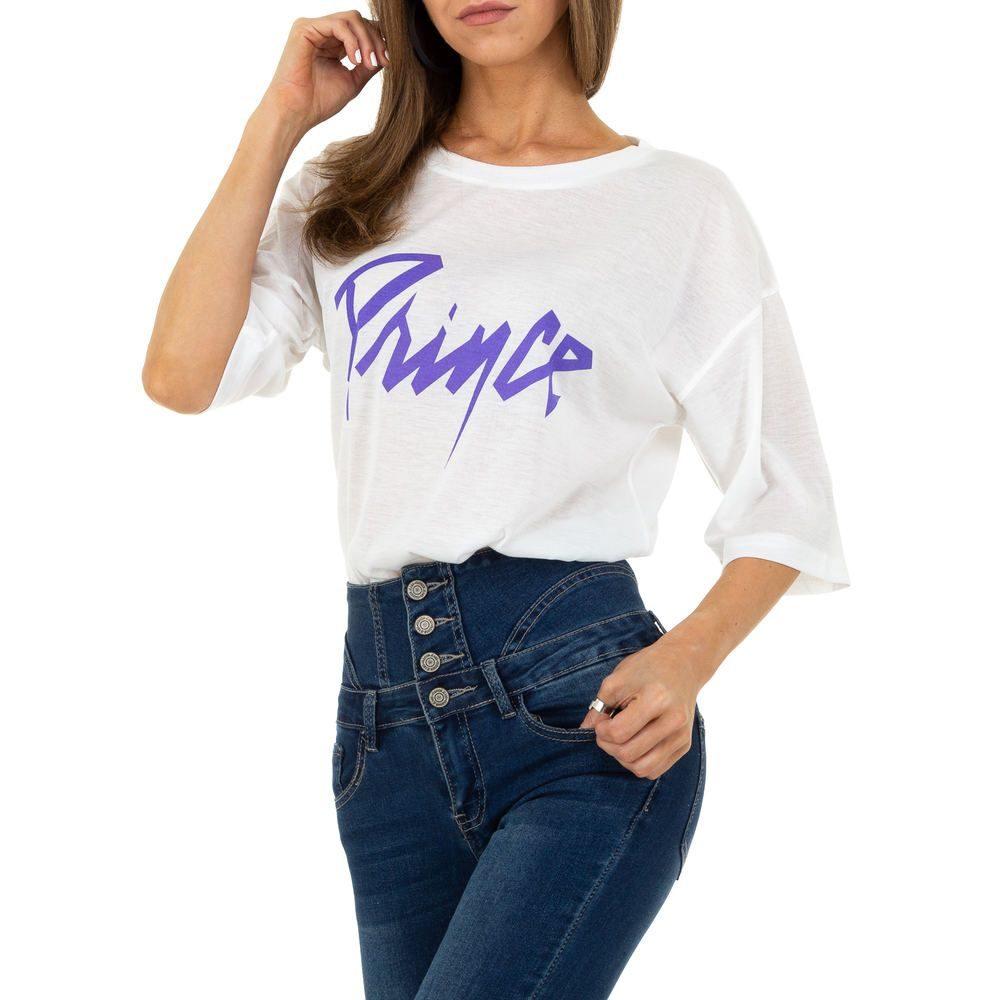 Dámské tričko - S/M EU shd-tr1052wh