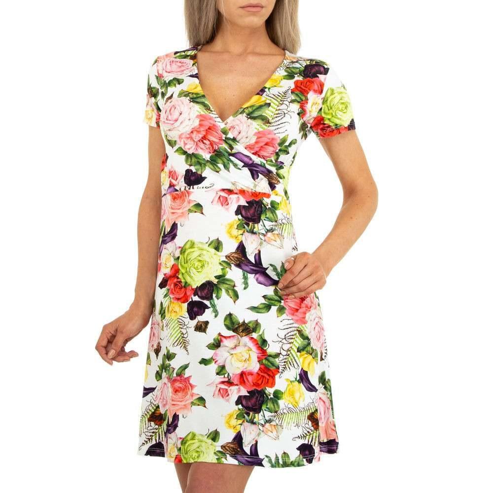 Letní mini šaty EU shd-sat1323wh