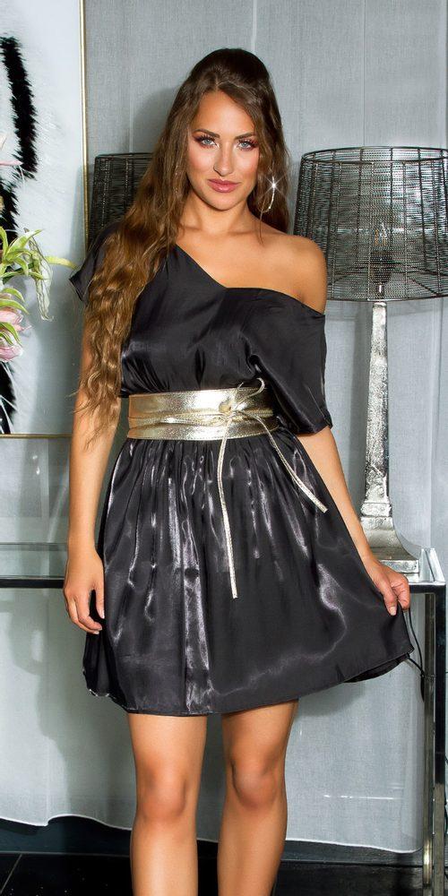 Letní dámské mini šaty Koucla in-sat2210bl