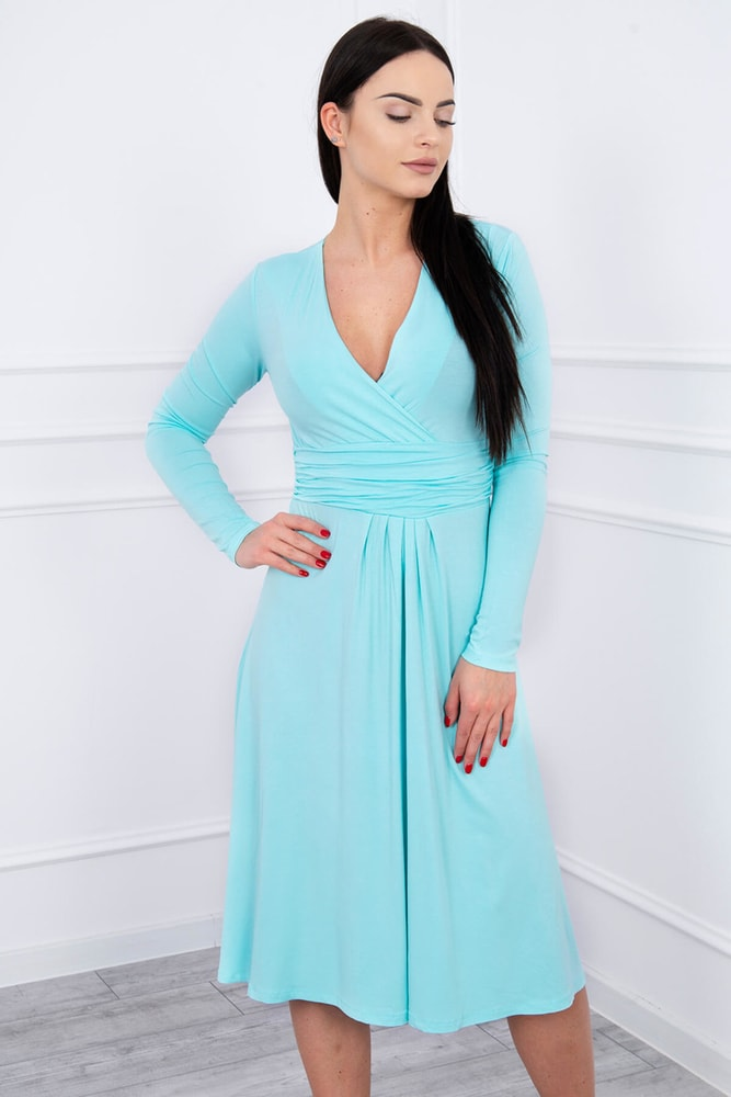Elegantné dámske šaty - S Kesi ks-sa8315mi