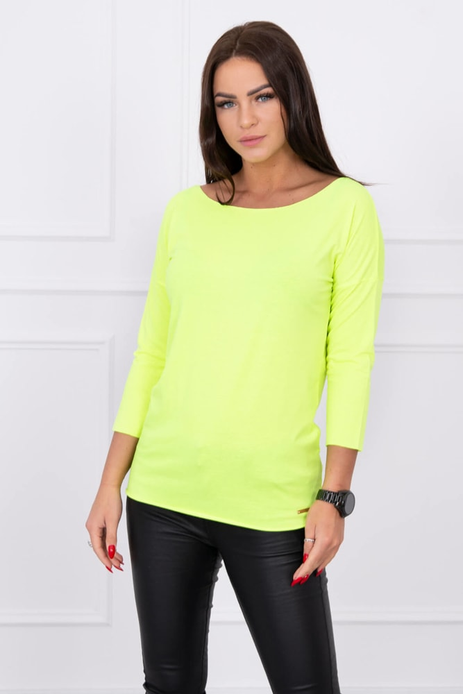 Reflexní žluté tričko Kesi ks-tr8834ng