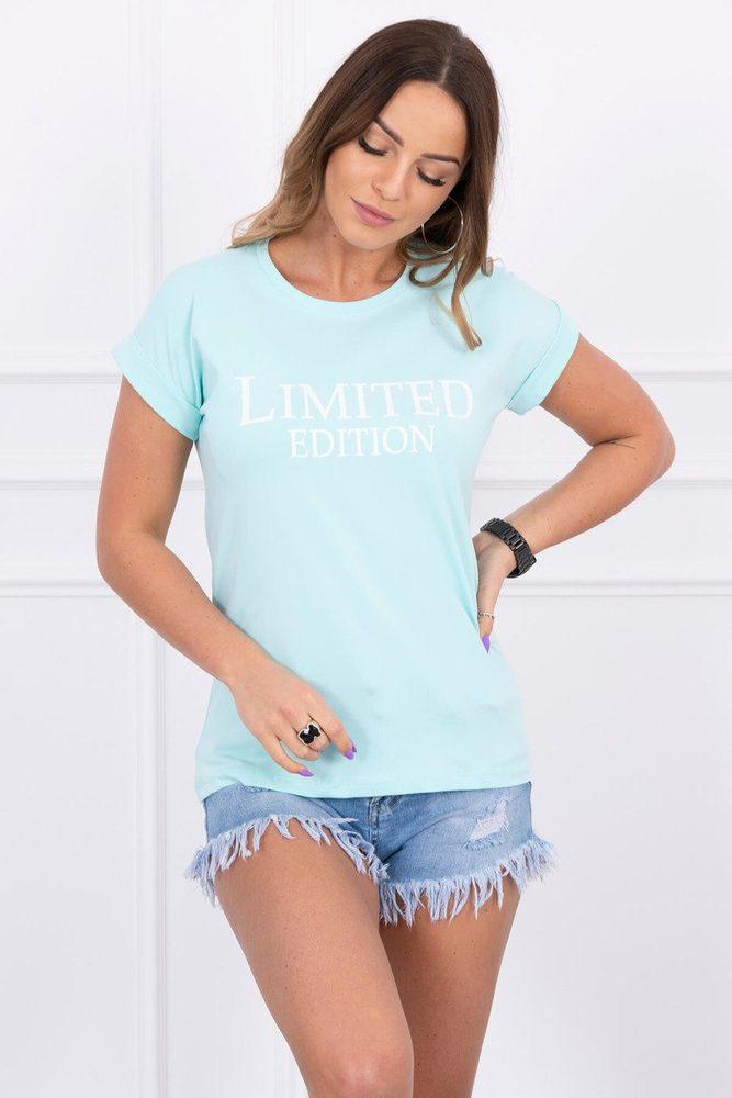 Tričko s krátkými rukávy Kesi ks-tr65296mi