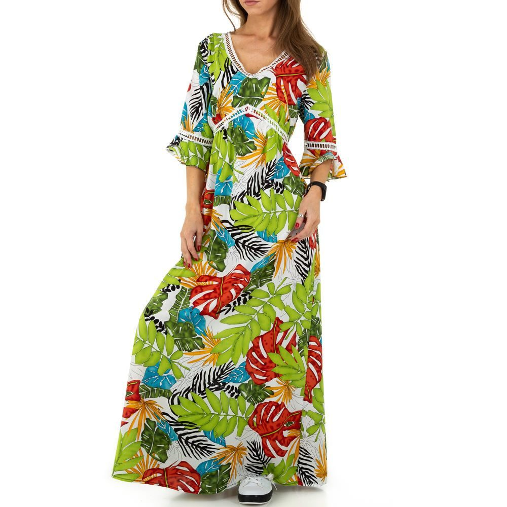 Dámské dlouhé šaty - M/L EU shd-sat1223re