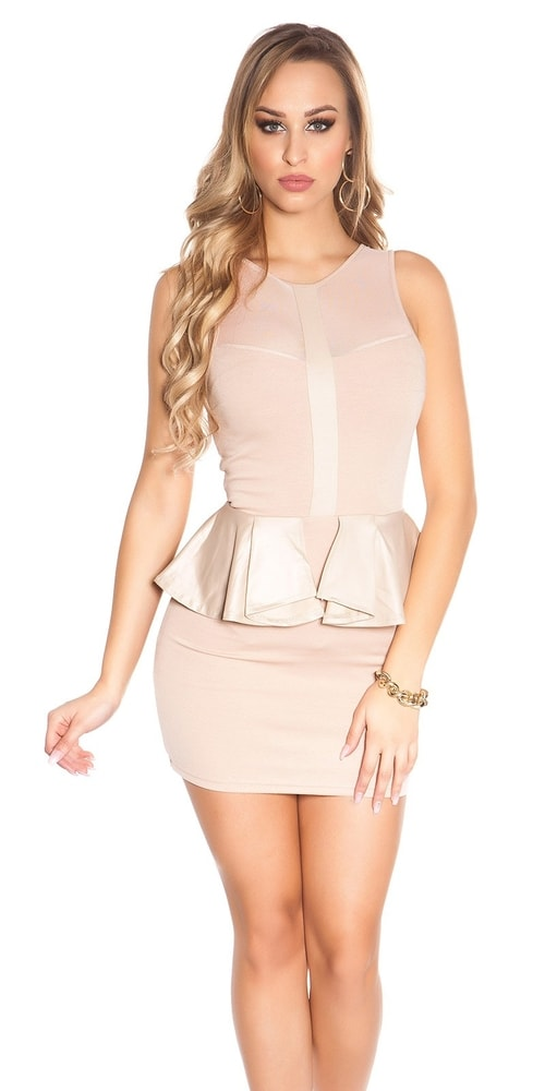 Dámske elegantné šaty - 38 Koucla in-sat1735be