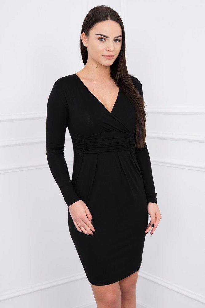 Dámske elegantné šaty Kesi ks-sa8318bl