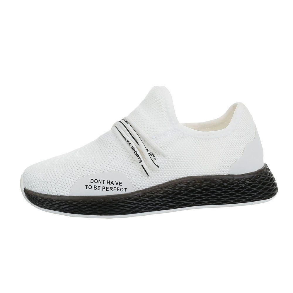 Dámské bílé tenisky EU shd-osn1238bl