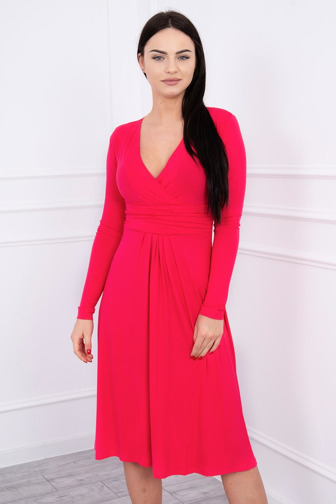 Elegantné dámske šaty - S Kesi ks-sa8315tpi
