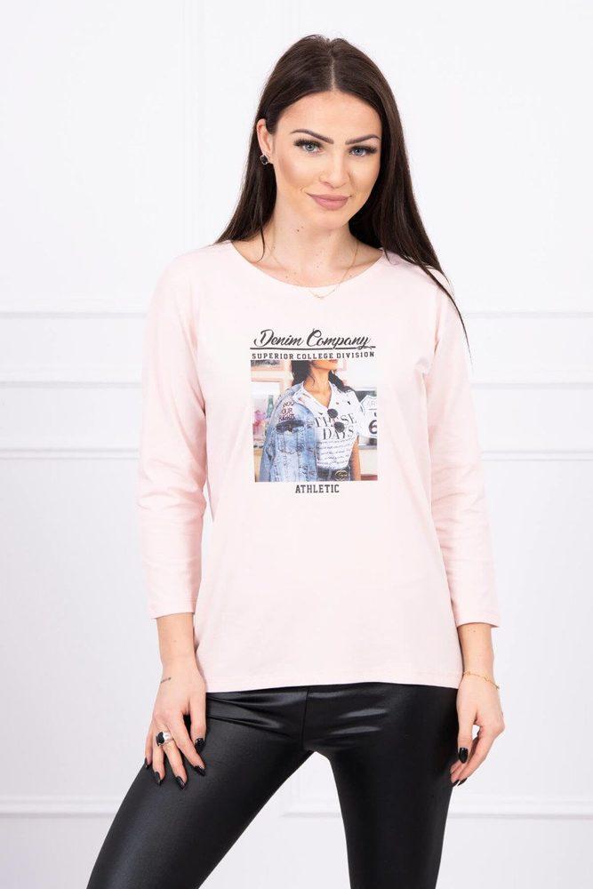 Dámské tričko - Uni Kesi ks-tr66855spi