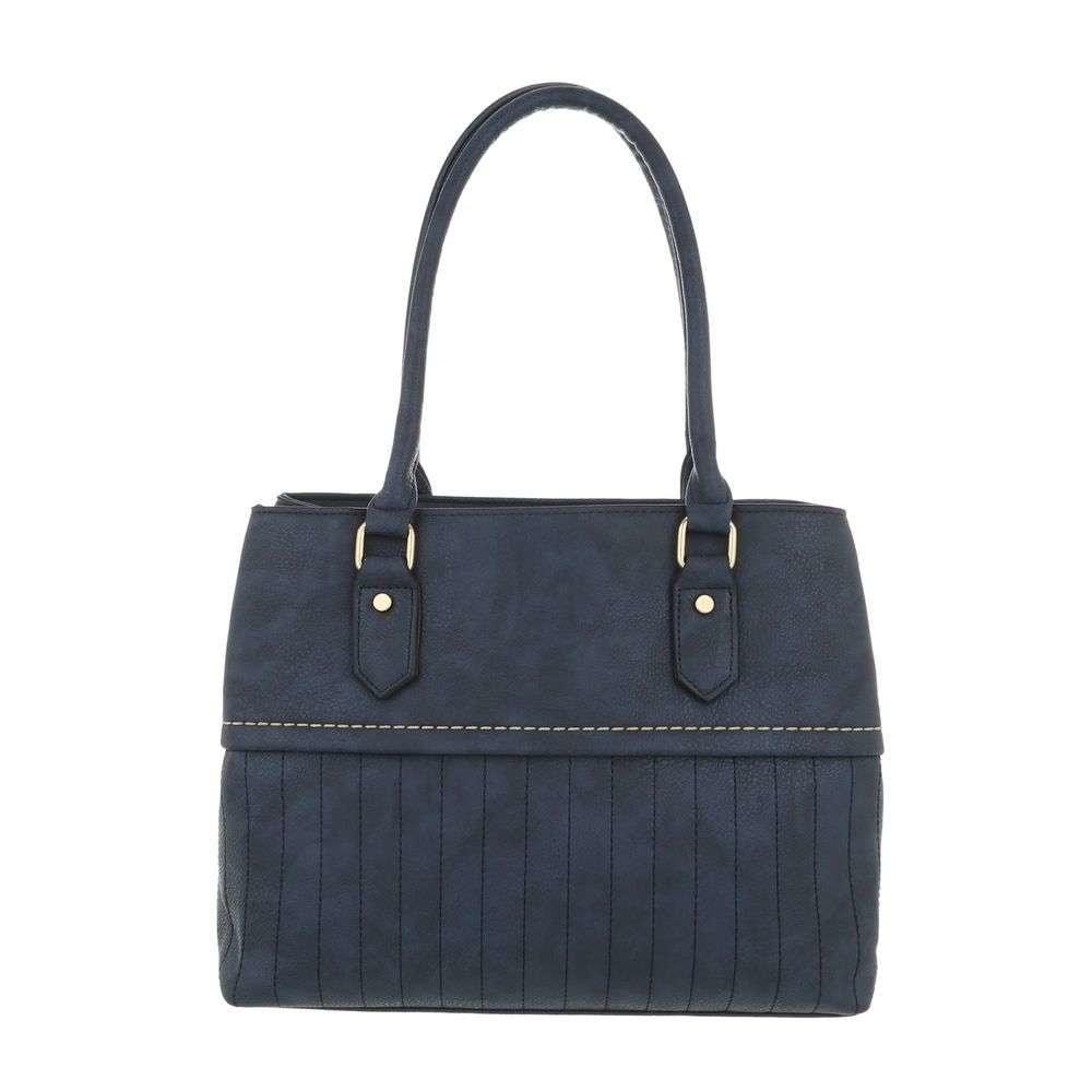 Dámske kabelky tmavo modrá sh-ta1106tm