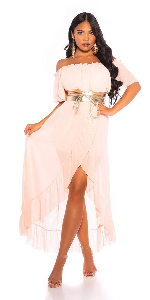 Letní šaty Koucla in-sat2228ap
