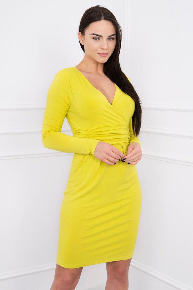 Elegantné dámske šaty Kesi ks-sa8318sze