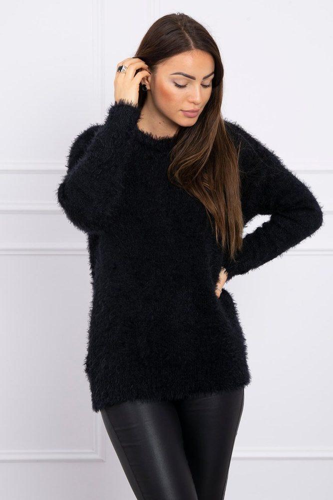 Kesi Černý dámský svetr