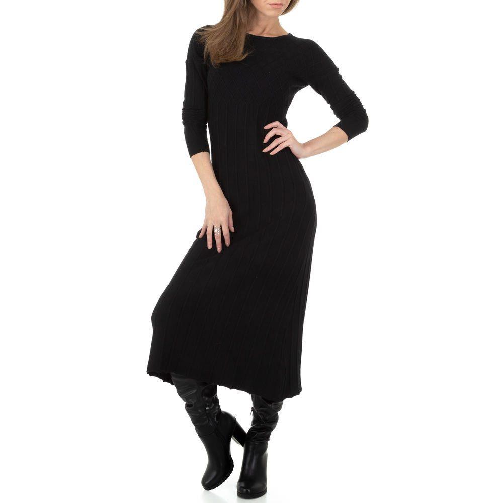Dámské dlouhé šaty EU shd-sat1250bl