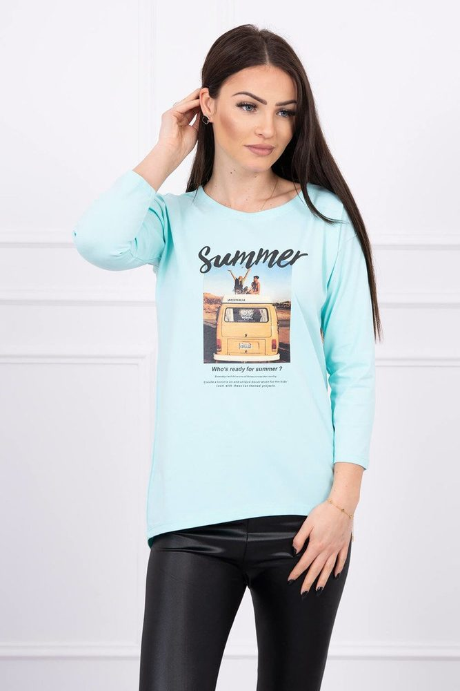 Dámské tričko - Uni Kesi ks-tr66849mi