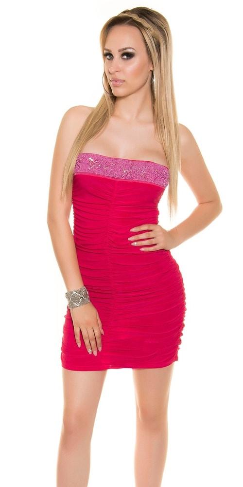 Dámske mini šaty Koucla in-sat1271pi