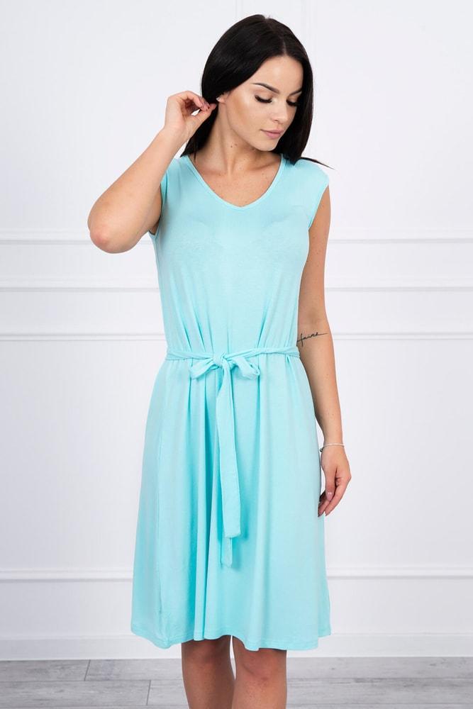 Letné dámske šaty - L Kesi ks-sa8899mi