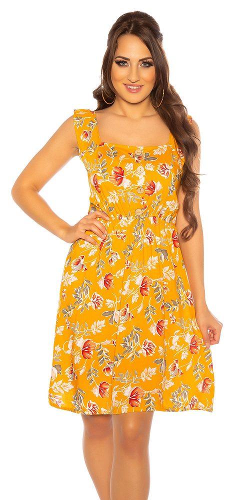 Letní dámské šaty Koucla in-sat2183ge