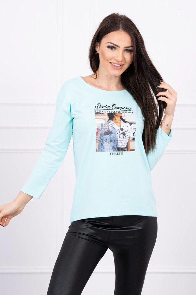 Dámské tričko - Uni Kesi ks-tr66855mi
