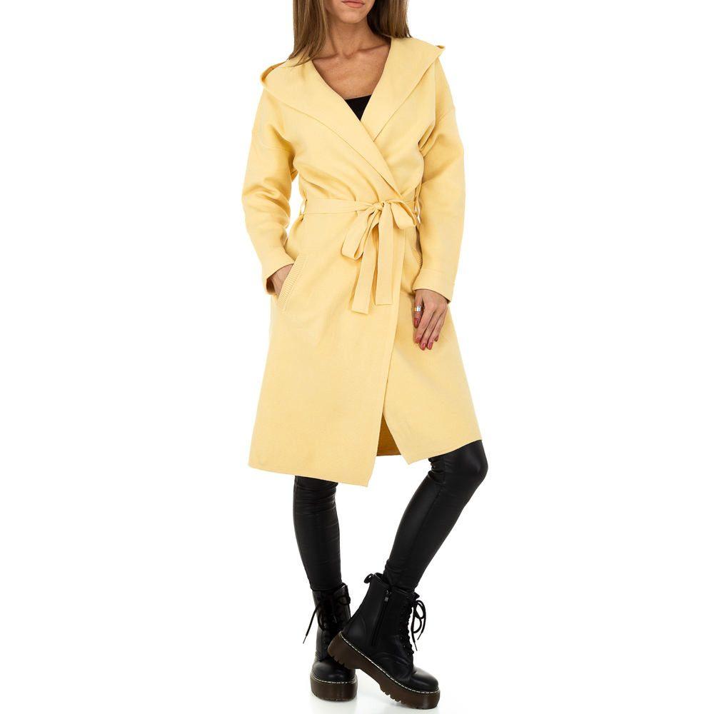 Dámský kabátek s kapucí