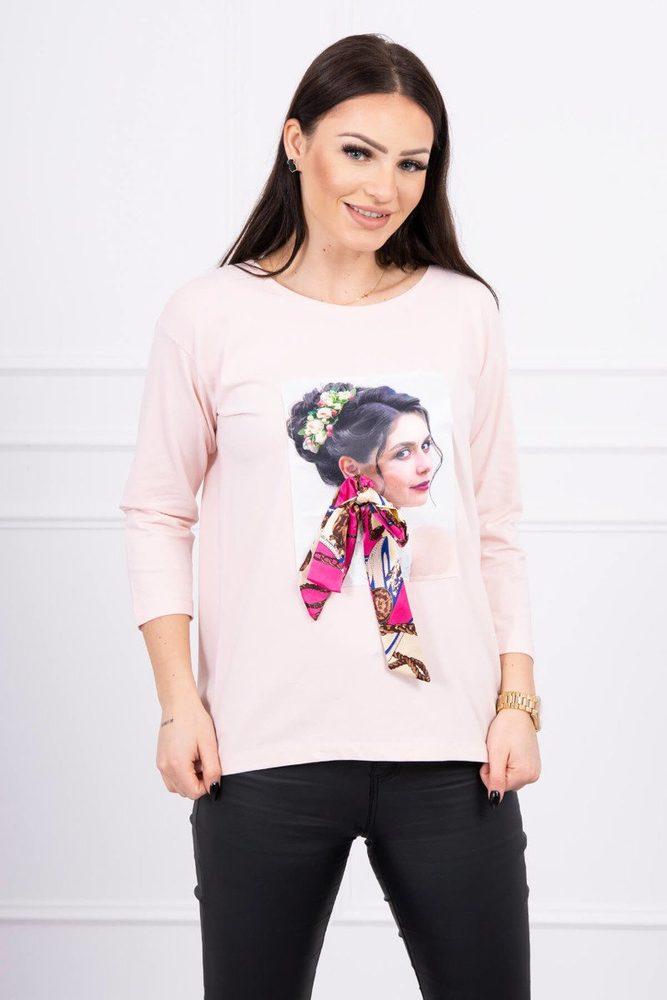 Dámské tričko - Uni Kesi ks-tr66796spi