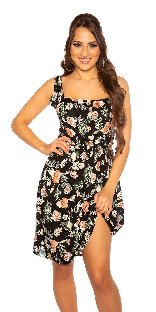 Letní dámské šaty Koucla in-sat2183bl