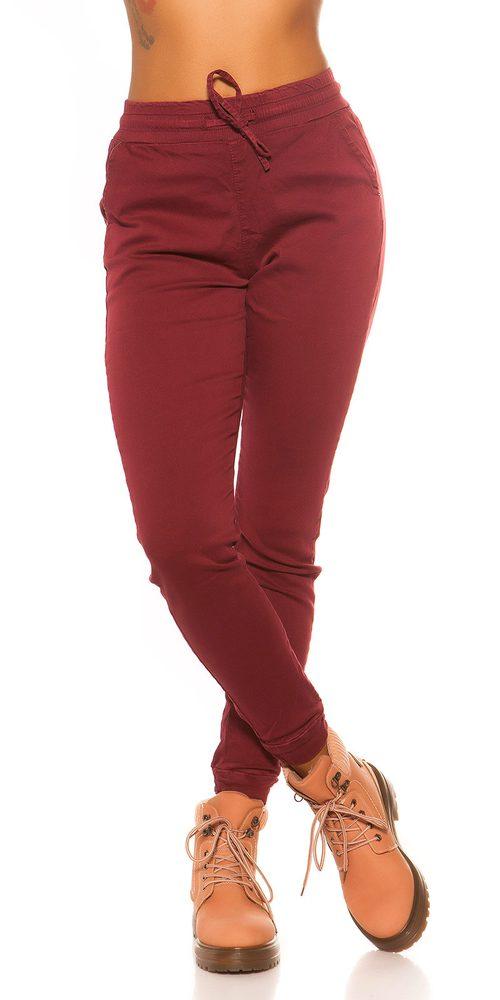 Dámské kalhoty - 34 Koucla in-ka1349bo