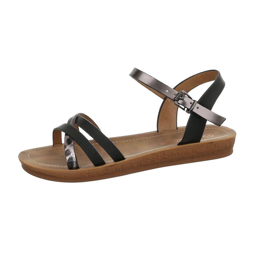 Dámske letné sandále - 36 EU shd-osa1246bl