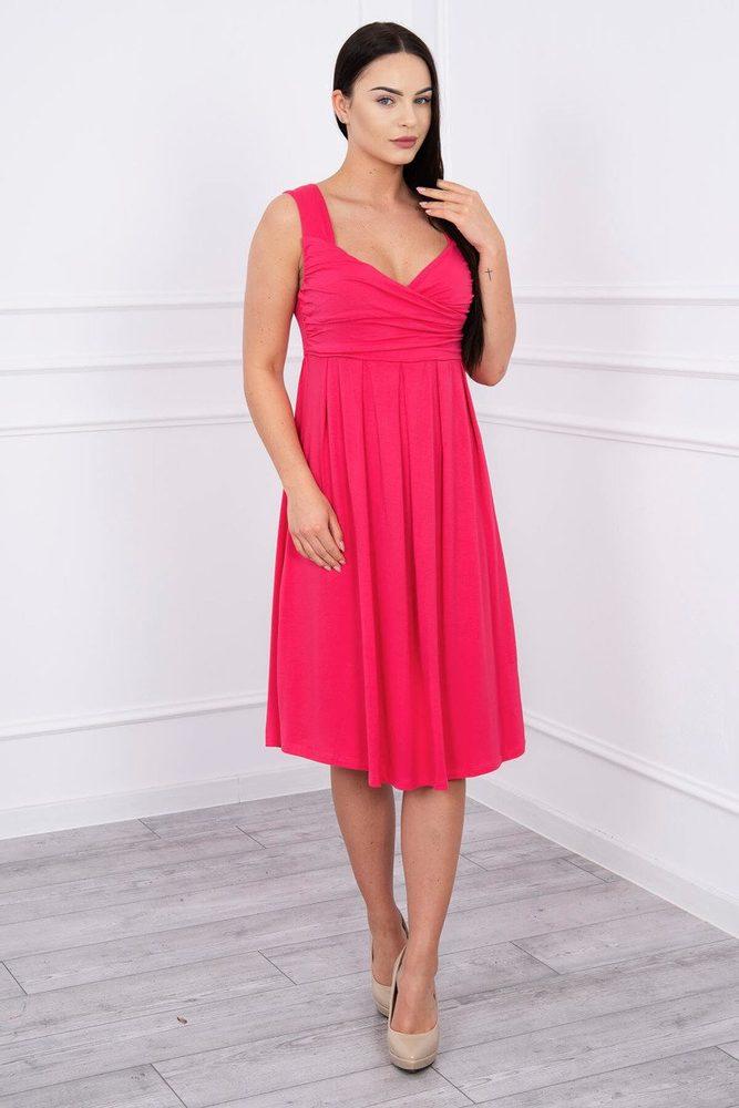 Letné dámske šaty Kesi ks-sa61063tpi
