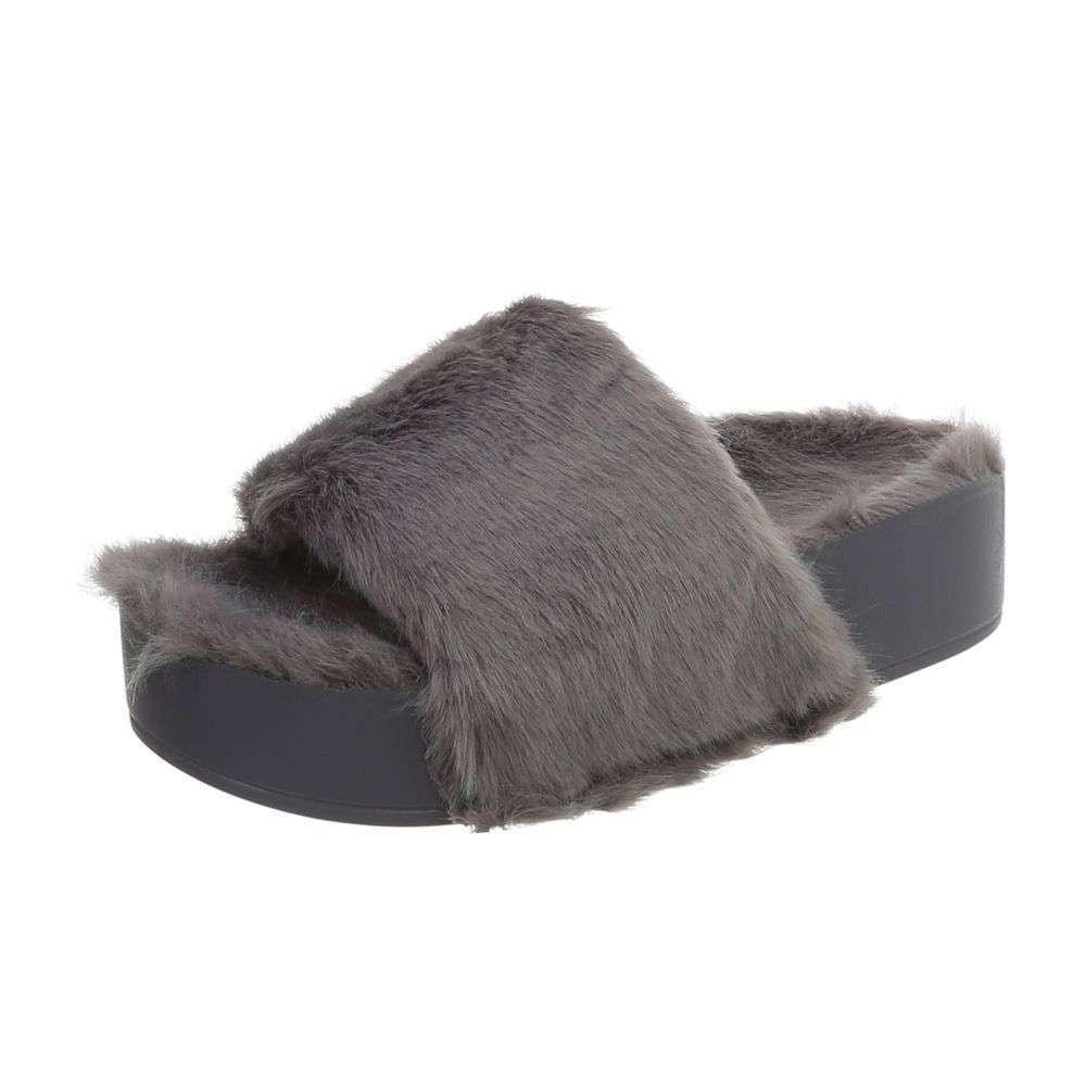 Dámske papuče EU shd-opa1009gr