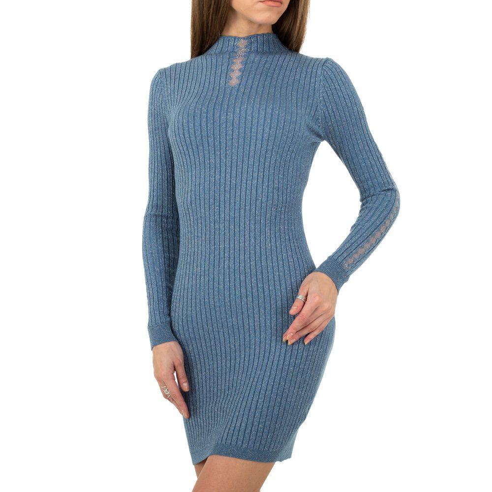 Úpletové mini šaty EU shd-sat1255mo