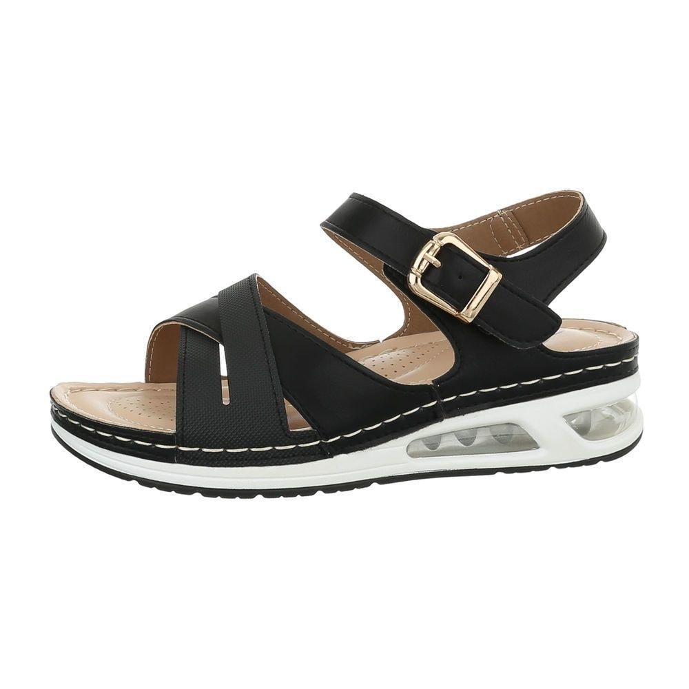Dámske zdravotné sandále - 36 EU shd-osa1232bl