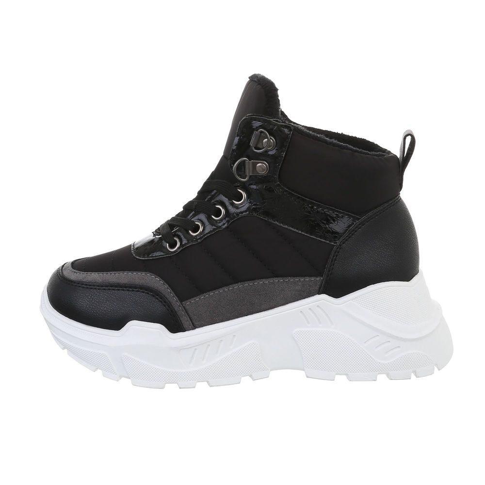 Zimní obuv dámská - 39 EU shd-osn1346bl
