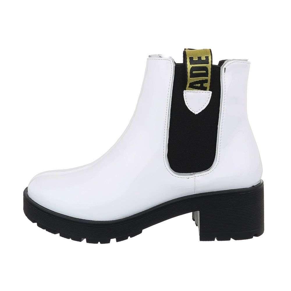 Kotníková dámská obuv - 39 EU shd-okk1211wh