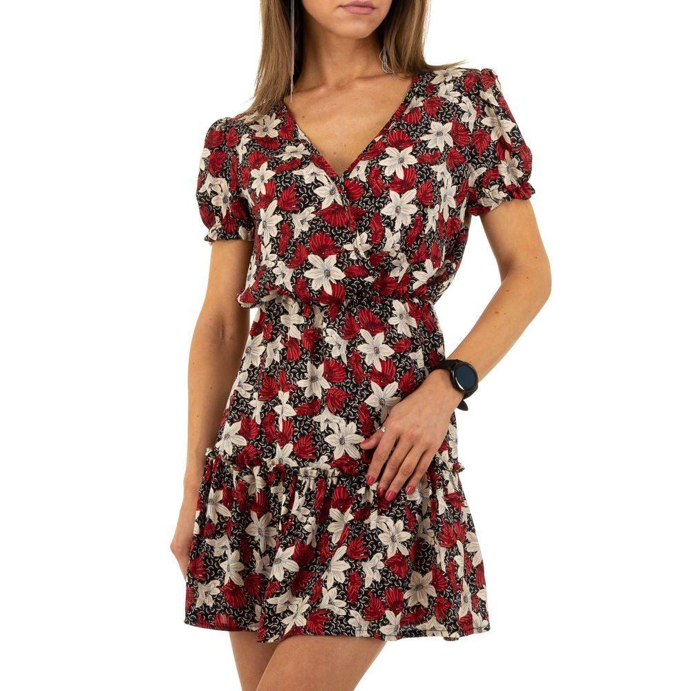 Letní dámské mini šaty EU shd-sat1205re