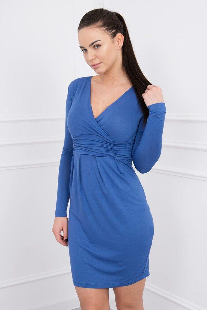 Elegantní dámské šaty Kesi ks-sa8318tmo