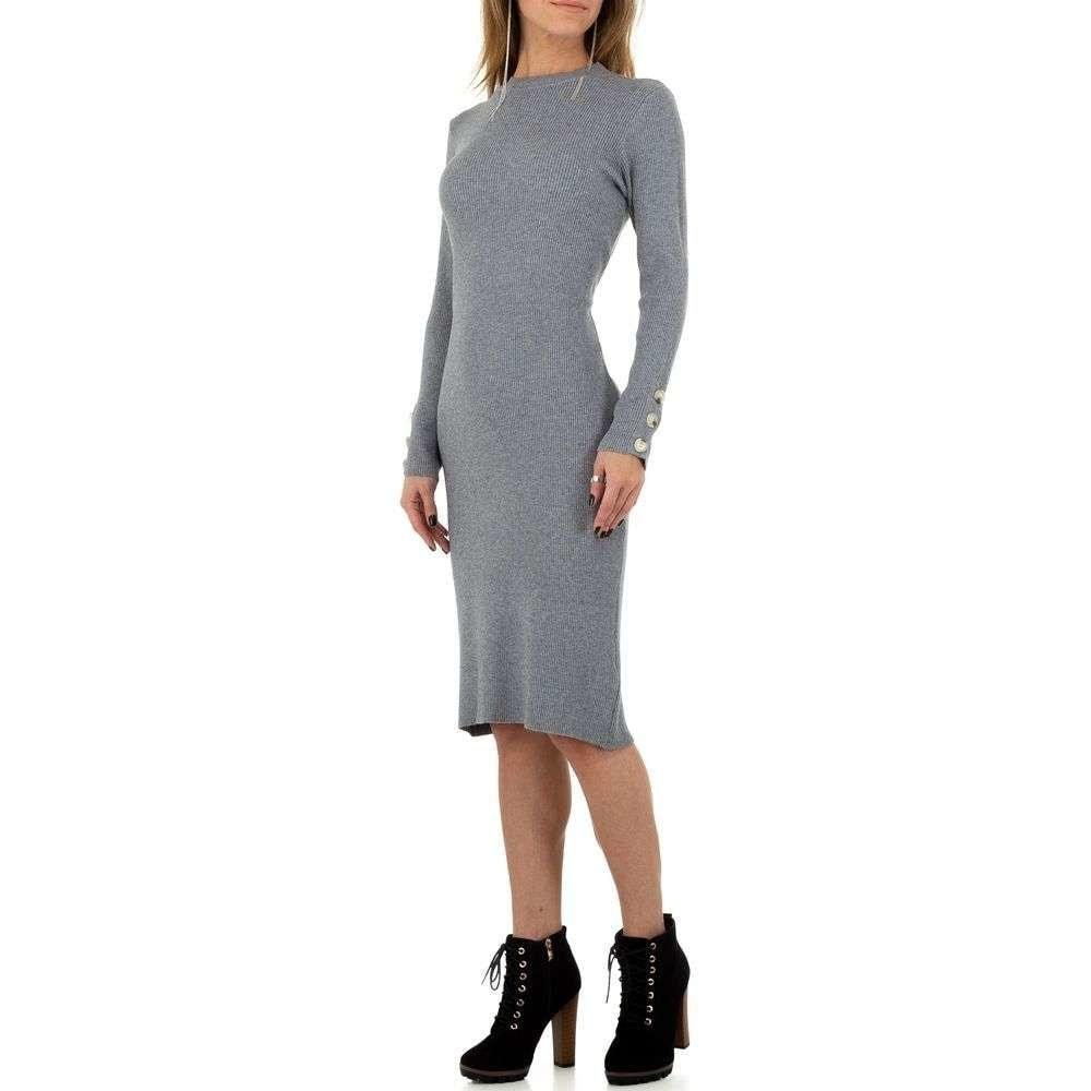 Dámské úpletové šaty EU shd-sat1119gr