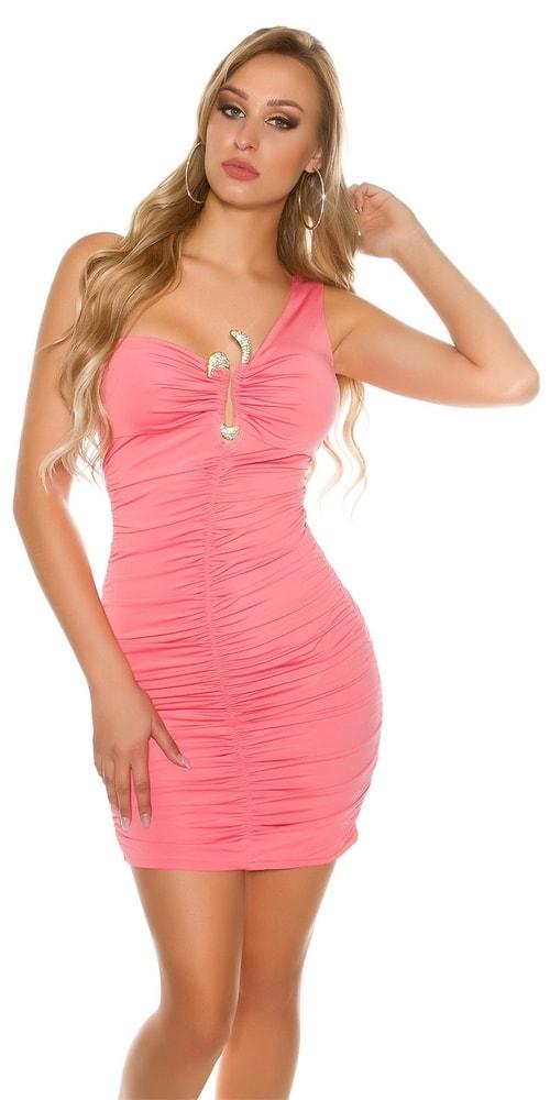 Party mini šaty - S/M Koucla in-sat1673ko