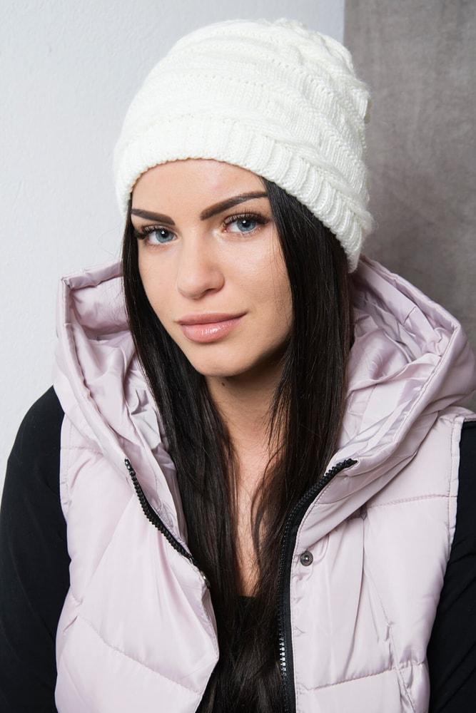 Dámska zimná čiapka Kesi ks-ce94cr
