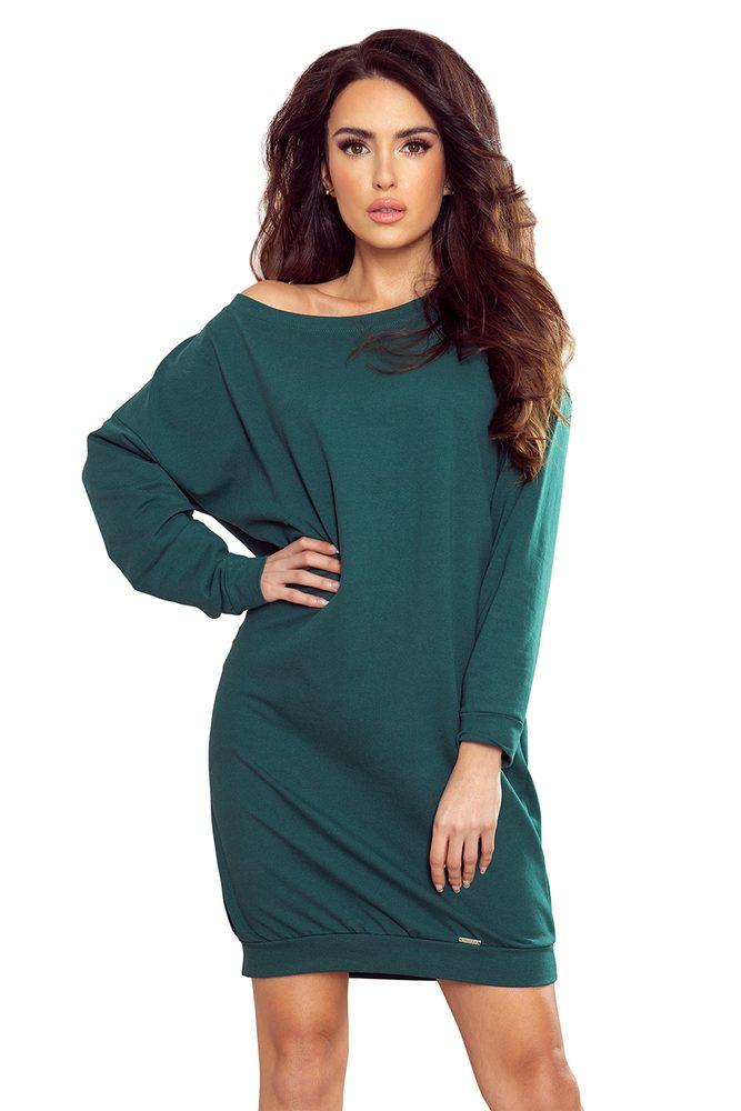 Dámské mikino šaty Numoco nm-sat293-1