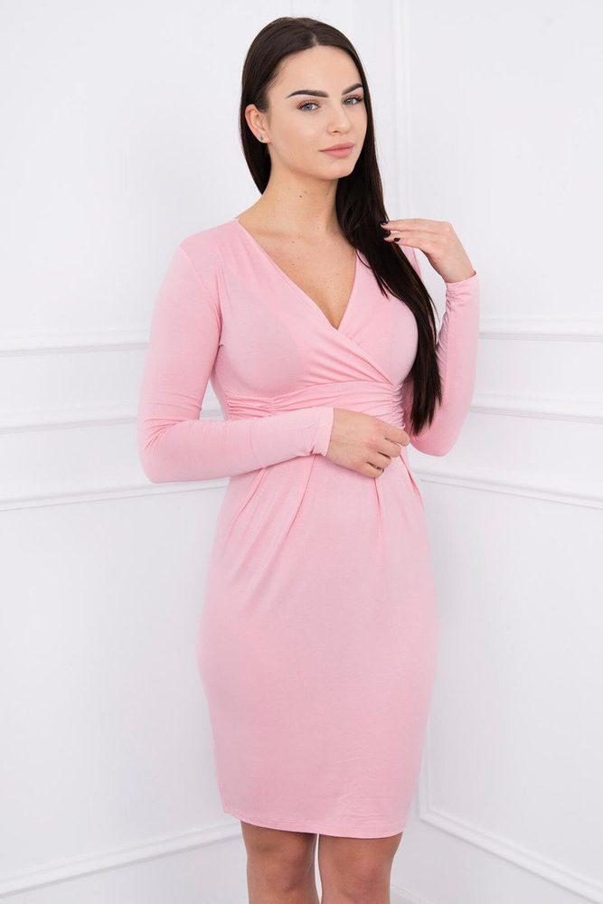 Elegantné dámske šaty Kesi ks-sa8318spi