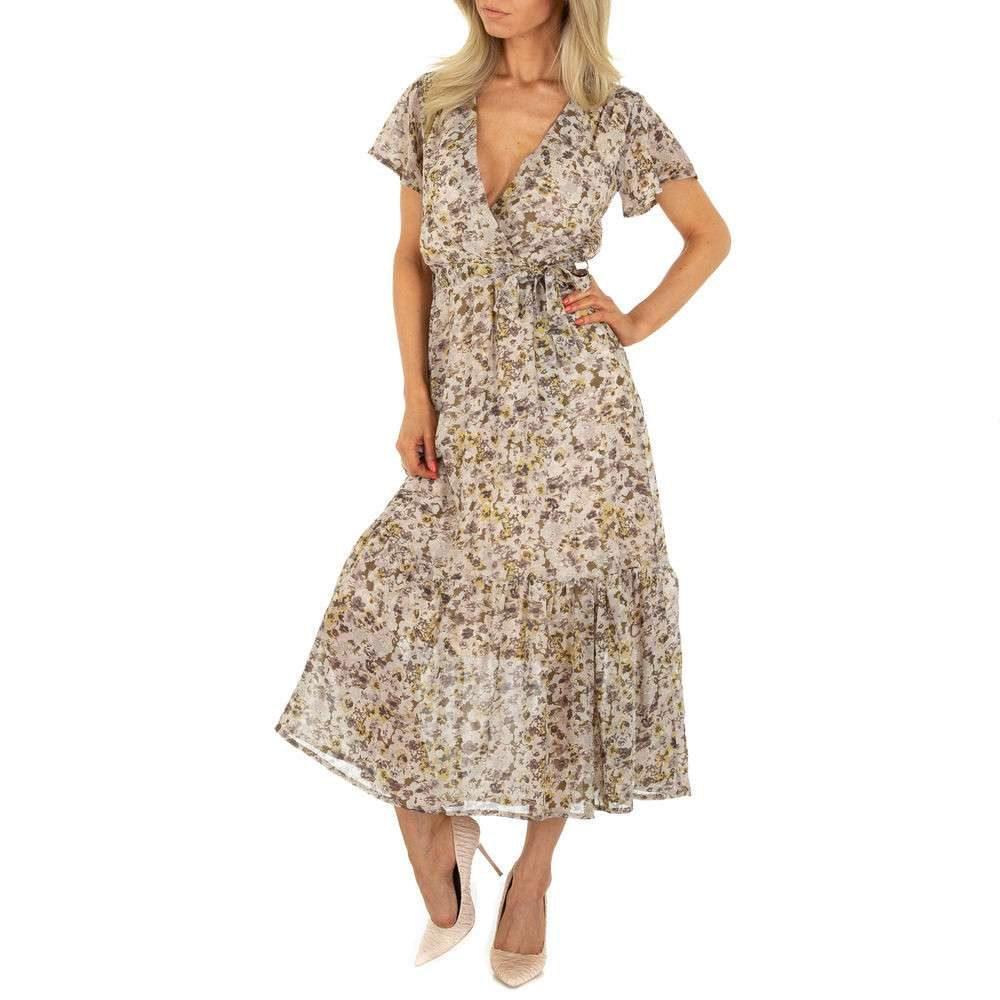 Letní dámské šaty shd-sat1287gr