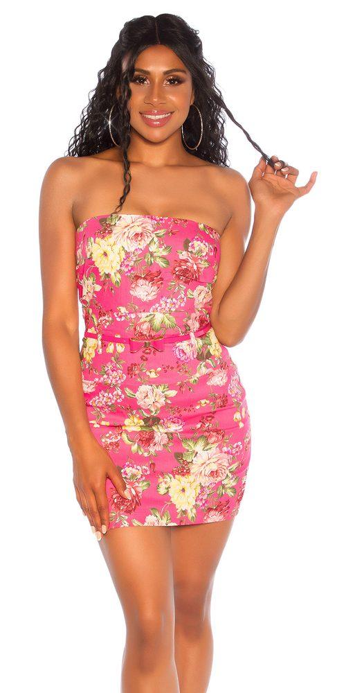 Dámské mini šaty - 36 Koucla in-sat2218pi