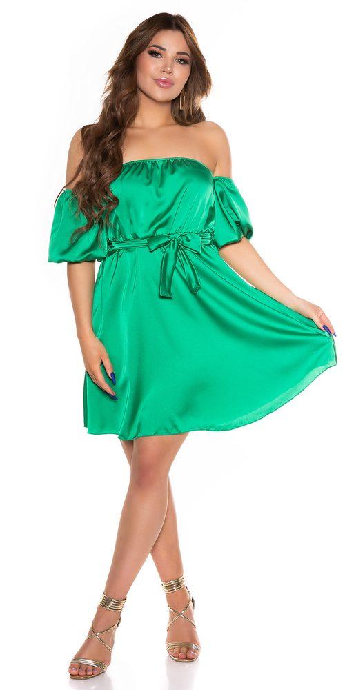 Letní mini šaty - S/M Koucla in-sat2279ze