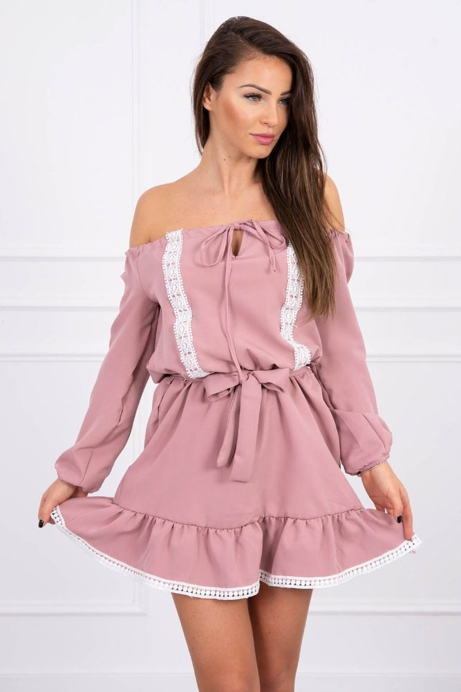 Dámské mini šaty Kesi ks-sa66046spi