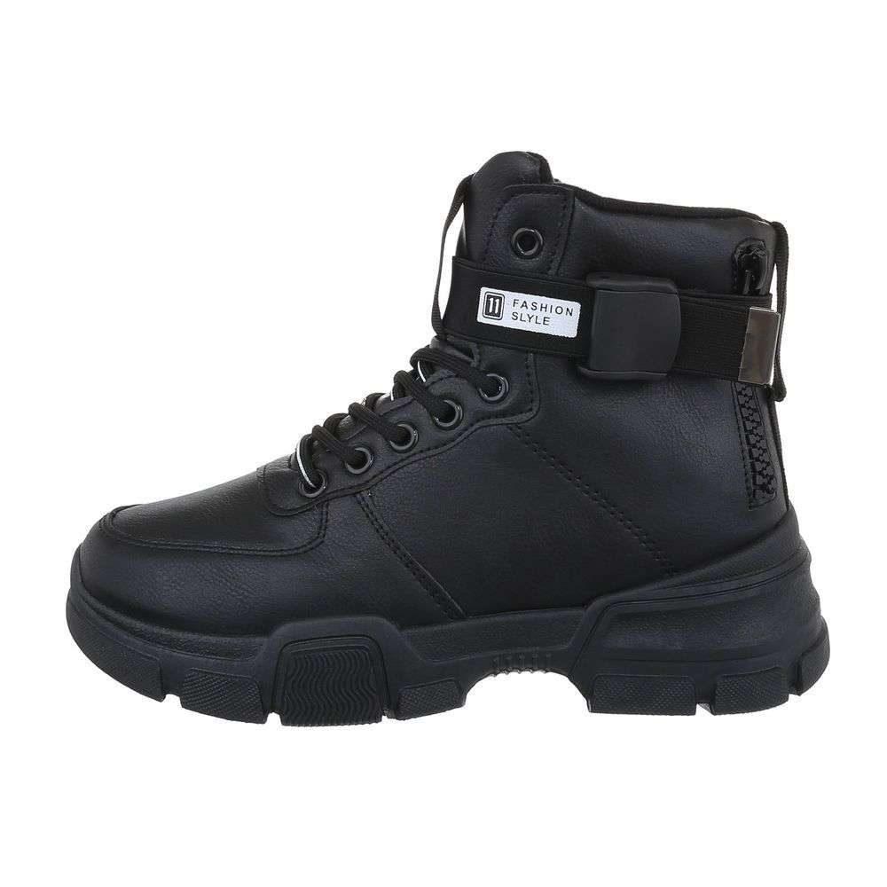 Dámske zimné topánky - 39 EU shd-okk1323bl